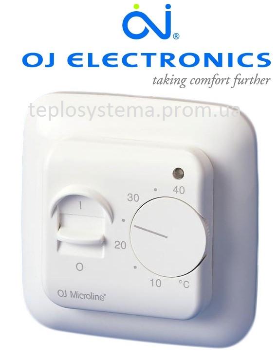 Терморегулятор для теплого пола OTN-1991 OJ Electronics (Дания)