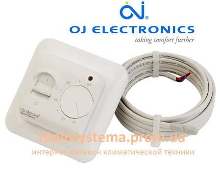 Терморегулятор для теплого пола OTN-1991 OJ Electronics (Дания), фото 2