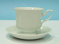 "Сервиз чайный фарфоровый (6 персон / 150 мл / 12 предм./ ) CHODZIEZ ""iwona white"" 6259"