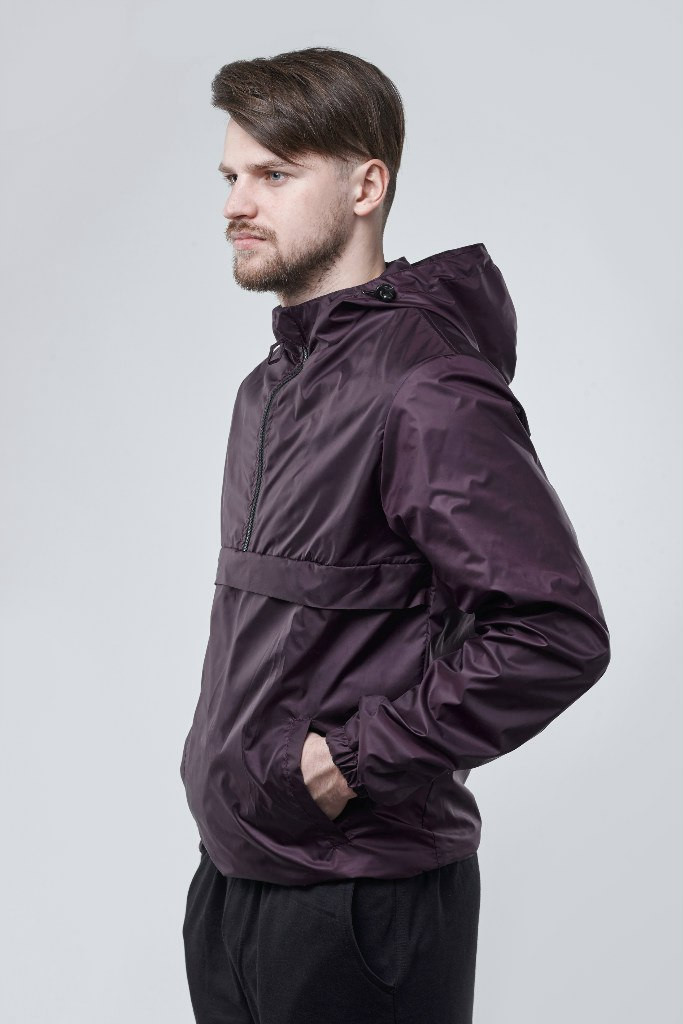 Анорак F&F Waterproof Violet