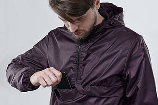 Анорак F&F Waterproof Violet, фото 2
