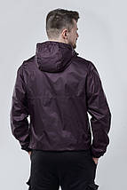 Анорак F&F Waterproof Violet, фото 3