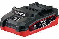 Аккумуляторная батарея Metabo LiHD 18 V, 3.1 Ач