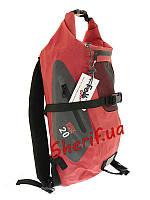 Рюкзак непромокаемый красный 20 литров Max Fuchs Dry Pack  Red, 30529