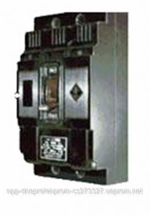 Автоматический выключатель (предохранитель автоматический) серии А 3144 (250-600А)
