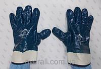 Перчатки, покрытые нитрилом