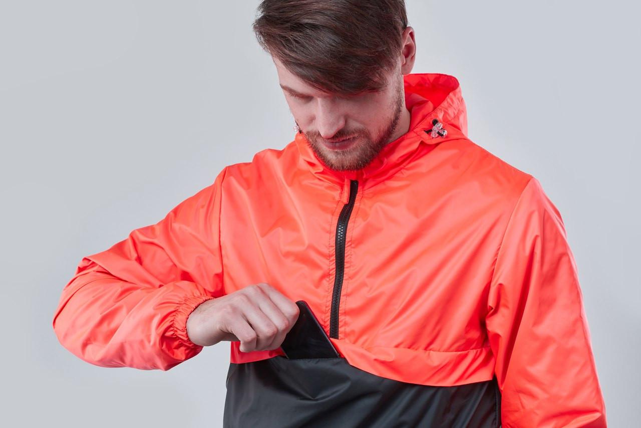 Анорак F&F Waterproof , модная куртка, стильная