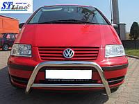 Volkswagen Sharan кенгурятник WT005
