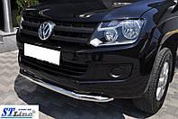 Volkswagen Amarok нижняя защита 60мм ST008