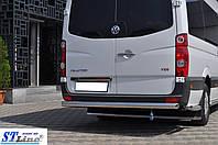 Volkswagen Crafter Кенгурин задний AK002