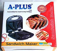 Бутербродница сэндвичница A-Plus 2034
