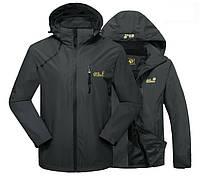 Мужская куртка JACK WOLFSKIN. Весенние куртки мужские. Модные мужские куртки. Куртки молодежные мужские