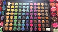Профессиональная палитра для макияжа 88 яркие матовые тени, фото 1