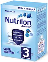 Молочная смесь Nutrilon ® 3 Pro Nutra + 600г
