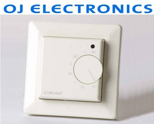 Терморегулятор для систем отопления MTU2-1999 OJ Electronics (Дания), фото 2