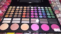 Профессиональная палитра для макияжа 78 цветов mac