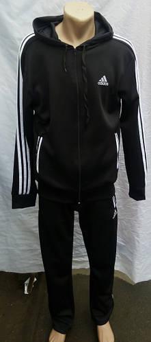 b1909212 Мужской спортивный костюм Адидас Эластик норма с капюшоном с белыми  лампасами новинка 2016 купить недорого. Большой выбор только в