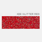 Термопленка Poli-Tape POLI-FLEX IMAGE GLITTER 438 RED ( красный глиттер )