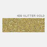 Термопленка Poli-Tape POLI-FLEX IMAGE GLITTER 439 Gold ( золото глиттер )