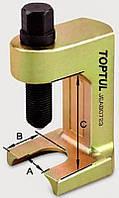 Съемник р/тяг и шаровых опор 23 мм (JEAB0723) TOPTUL