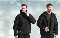 Ветрозащитная, влагостойкая тактическая куртка