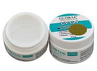 Гель Global UV Gel Transparent  14 мл, Цвет Прозрачный