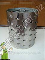 Барабан из нержавеющей стали для измельчителя сочных кормов
