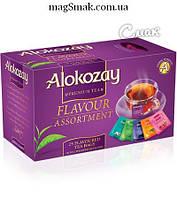 Чай Alokozay / Алокозай Ассорти, 25 ПАК. САШЕТ
