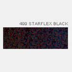Термопленка голографическая POLI-FLEX IMAGE starflex black 499 (голографический черный)