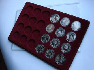 Планшеты для монет