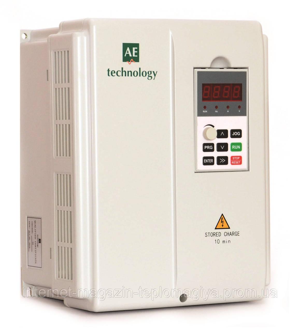 Векторный преобразователь частоты AE-V81 (7,5 кВт)