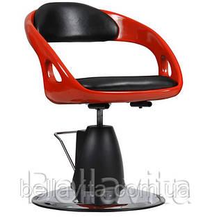 Перукарське крісло Red, фото 2
