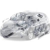 Детали кузова Ford Fiesta Форд Фиеста 2008--