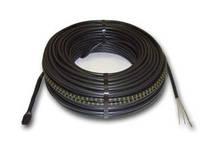 Тонкий греющий кабель под плитку Hemstedt на 15м кв 2250Вт