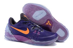 Мужские кроссовки Nike Zoom Kobe Venomenon 5 Crt Purple/Ttl Orange 749884-585, Найк Коб, фото 2