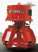 Электрогидравлический грейфер I7000 - I7100