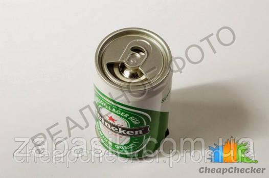 Колонка MP3 USB Micro SD Heineken Хайнекен