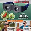 Очки с Увеличительным Стеклом Очки Бинокль Zoomies, фото 2
