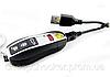 USB Зажигалка в Виде Ключа + Фонарик Porsche, фото 4