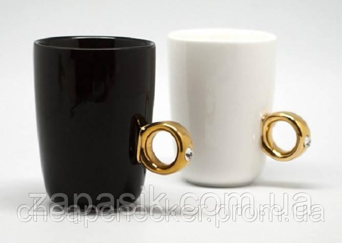 Чашка с Кольцом с Бриллиантом - Оптовый интернет-магазин ZAPASIK в Одессе