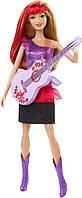 """Кукла Барби с гитарой """"Барби: Рок-принцесса""""   Barbie"""