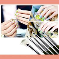 Кисти для дизайна ногтей