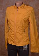 Женский пиджак-ветровка.