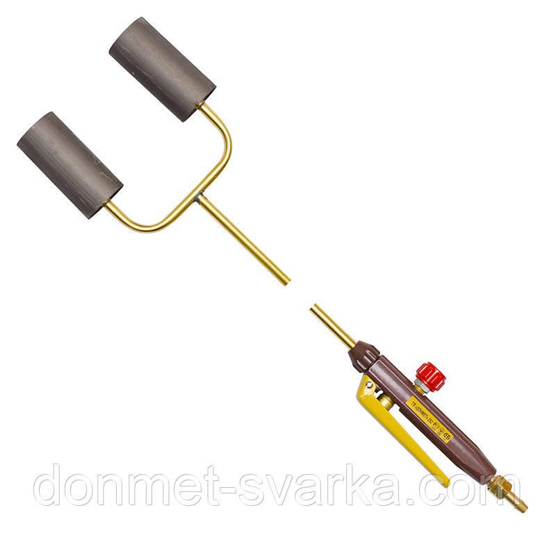 Горелка газовоздушная ГВ ДОНМЕТ 252 для кровельных работ