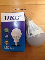 Led лампа UKC мощностью  12W (Лед лампочка 12 Вт УКС)