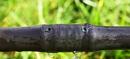Трубка капельного полива  многолетняя (20 см) 400 м качество