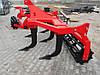 Рыхлитель почвы для трактора польский Euromasz с катком