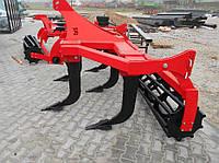 Рыхлитель почвы для трактора польский Euromasz с катком, фото 1