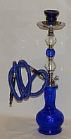Кальян на 1 трубку 50см R-19A синий