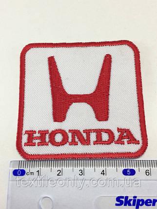 Нашивка Honda ( хонда ) , фото 2